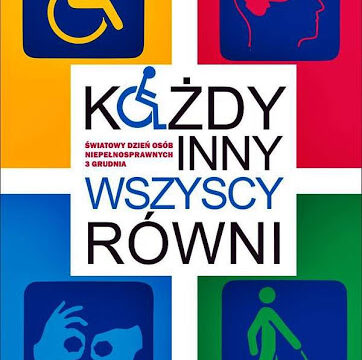 Międzynarodowy Dzień Osób z Niepełnosprawnością