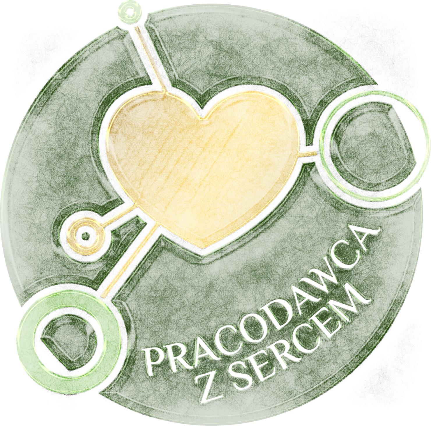 Logo projektu Pracodawca z Sercem